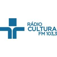 Logo de la radio Rádio Cultura FM 103.3