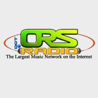 Logo of radio station ORS Radio – Latin top 40