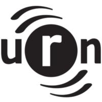 Logo of radio station URN
