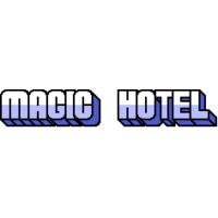 Logo of radio station MagicFM BE/NL