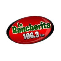 Logo of radio station La Rancherita 106.3 FM
