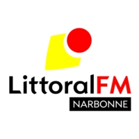 Logo of radio station Littoral FM - Narbonne