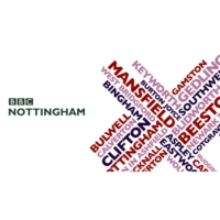Logo of radio station BBC Radio Nottingham