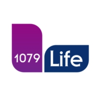 Logo of radio station 1079 Life
