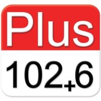 Logo of radio station Plus Radio 102.6