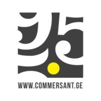 Logo de la radio რადიო კომერსანტი FM 95.5