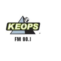 Logo of radio station Keops FM 90.1