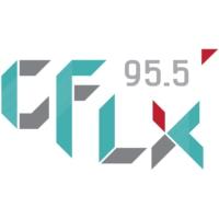 Logo de la radio CFLX 95.5