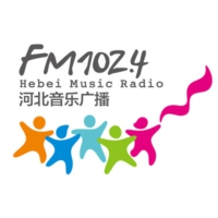 Logo de la radio 河北音乐广播 FM102.4 - Hebei Music Radio