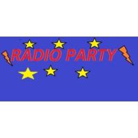 Logo of radio station Radioparty sweden