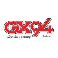 Logo of radio station CJGX-FM GX94 Radio