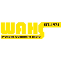 Logo de la radio WAHS 89.5