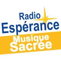 Logo of radio station Radio Espérance Musique Sacrée