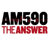 Logo of radio station KTIE AM 590 The ANSWER