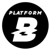 Logo of radio station Platform B