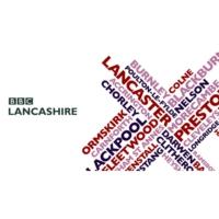 Logo of radio station BBC Radio Lancashire