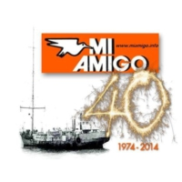 Logo of radio station Radio Miamigo Internationaal