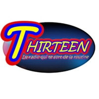 Logo of radio station Thirteen