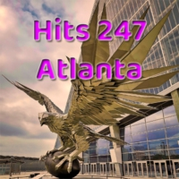 Logo de la radio Hits247 Atlanta