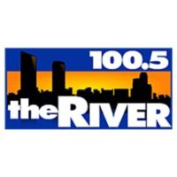 Logo of radio station 100.5 The River WTRV