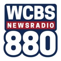 Logo of radio station WCBS Newsradio 880