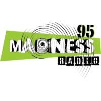 Logo of radio station Madness 95