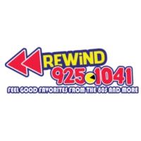 Logo de la radio KFLX Rewind