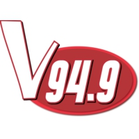 Logo of radio station WATV V94.9FM