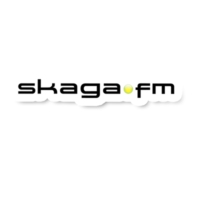 Logo of radio station Skaga FM