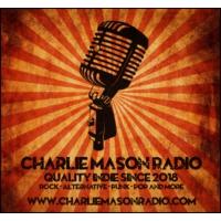 Logo de la radio charlie mason radio