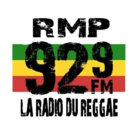 Logo of radio station RMP 92.9 FM