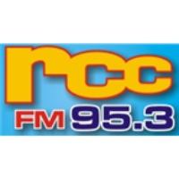 Logo of radio station RCC FM