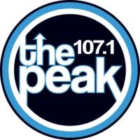 Logo de la radio WXPK - 107.1 The Peak