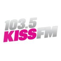 Logo de la radio WKSC-FM 103.5 KISS FM