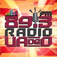 Logo of radio station Radio UAdeO 89.3 FM