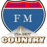 Logo of radio station Country Line FM