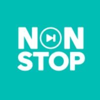 Logo de la radio Qmusic Non-stop