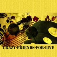Logo de la radio CrazyFriendsForLive