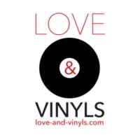 Logo of radio station Love & Vinyl Radio