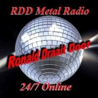 Logo de la radio RDD Metal Radio
