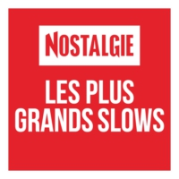 Logo of radio station Nostalgie les Plus Grands Slows
