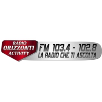 Logo of radio station Radio Orizzonti Activity