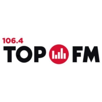 Logo of radio station Top-FM