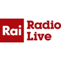Logo of radio station Rai Radio Live