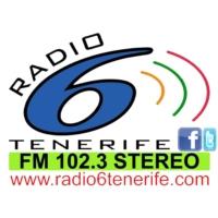 Logo de la radio Radio 6 Tenerife