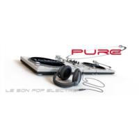 Logo de la radio Pure Electro Radio