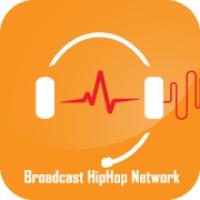 Logo of radio station Broadcast HipHop Network