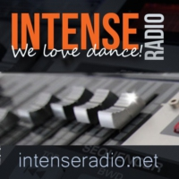 Logo de la radio Intense Radio, we love Dance!