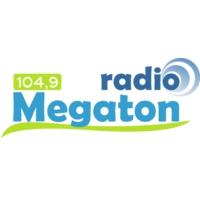 Logo of radio station Radio Megaton