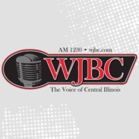 Logo of radio station WJBC AM 1230